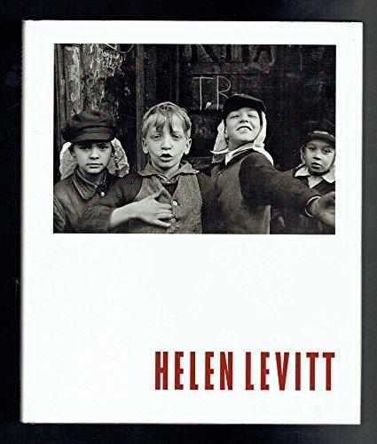 Helen Levitt: Helen levitt,Sandrs S