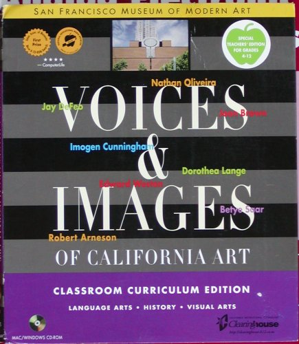 Voices & Images of California Art (0918471478) by [???]
