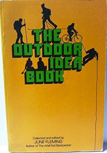 9780918480064: The Outdoor Idea Book