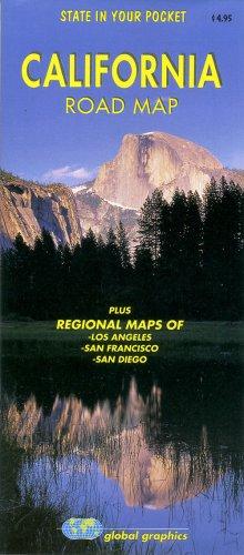 California Road Map: Global Graphics Inc