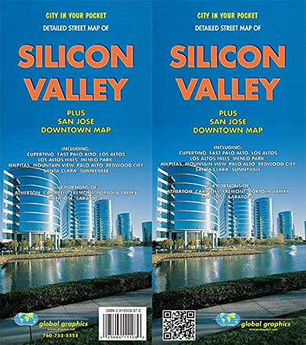 9780918505378: Silicon Valley (City In Your Pocket)