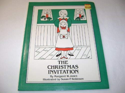 9780918518422: The Christmas Invitation (Child's Christmas in Memphis, 1878)