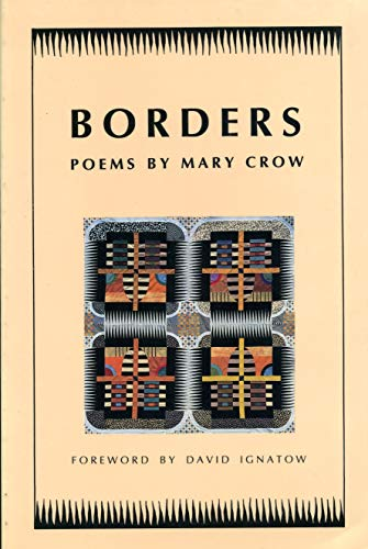 Borders (Hardback): Mary Crow