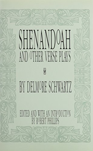 9780918526908: Shenandoah: And Other Verse Plays (American Poets Continuum)