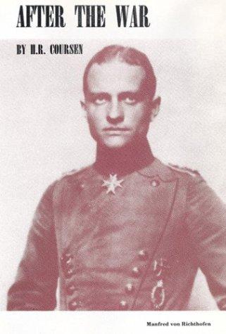 After The War: Coursen, H.R.