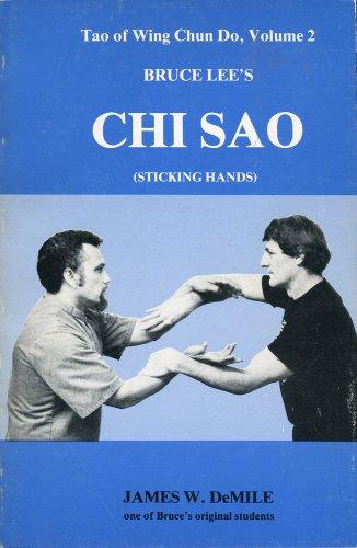 9780918642035: Tao of Wing Chun Do, Vol. 2: Bruce Lee's Chi Sao