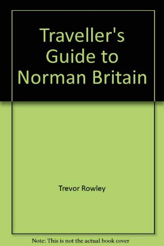 9780918678119: A traveller's guide to Norman Britain