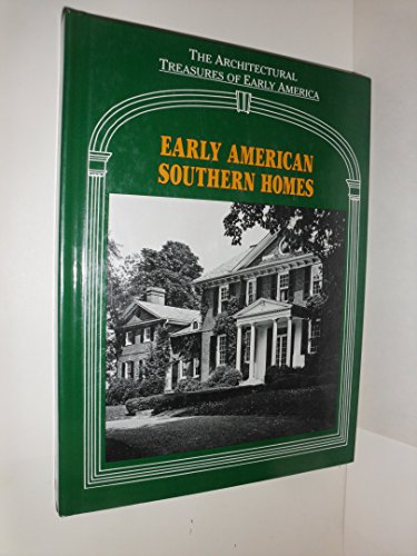 9780918678270: Early American southern homes: From material originally published as the White pine series of architectural monographs, edited by Russell F. Whitehead ... (Architectural treasures of Early America)