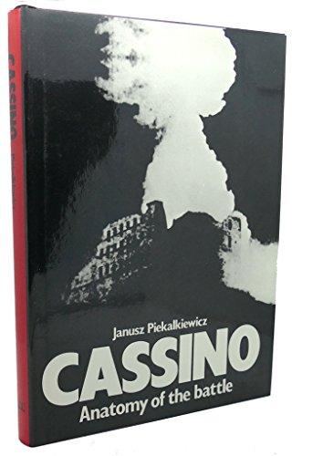 9780918678324: Cassino: Anatomy of the Battle