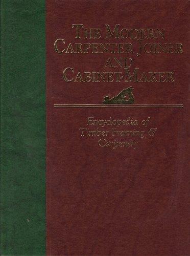 Encyclopedia of Timber Framing and Carpentry (Modern