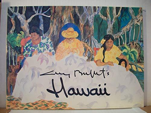 Guy Buffet's Hawaii: Twenty Four Original Watercolors Reproduced for Framing: Guy Buffet