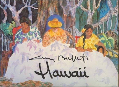 9780918684110: Guy Buffet's Hawaii: Twenty Four Original Watercolors Reproduced for Framing