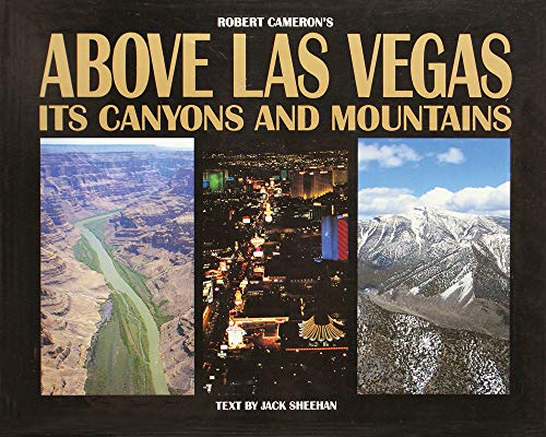 9780918684547: Above Las Vegas: Its Canyons and Mountains