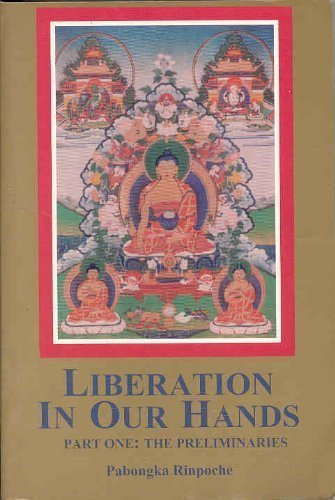 9780918753083: Liberation in Our Hands: Lamrim Commentary Pt. 1