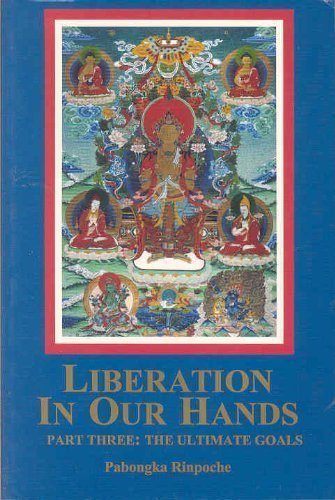 Liberation in Our Hands - Part Three: Yongzin Trijang Rinpoche