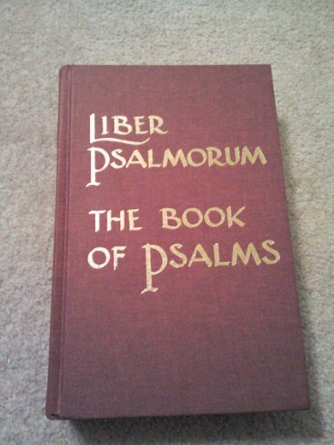Liber Psalmorum : The Book of Psalms: William G. Raoul