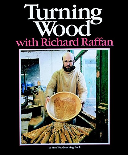 9780918804242: Turning Wood with Richard Raffan (Fine Woodworking Book)