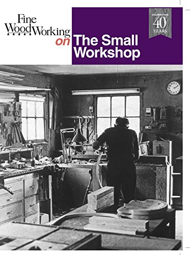 9780918804273: Fine Woodworking on The Small Workshop
