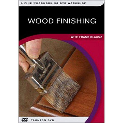 9780918804662: Wood Finishing: with Frank Klausz (Fine Woodworking DVD Workshop)