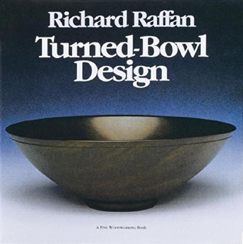 9780918804822: Turned-Bowl Design