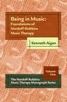 9780918812919: Being in Music (Foundation of Nordof Robins Music Theory Monograph Series)