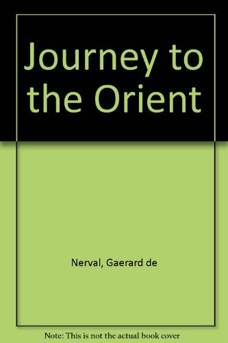 9780918825094: Journey to the Orient