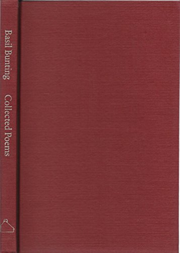 Collected Poems: Bunting, Basil
