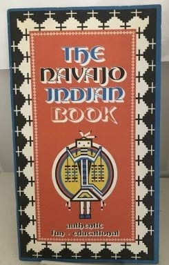 9780918858030: Navajo Indian Book
