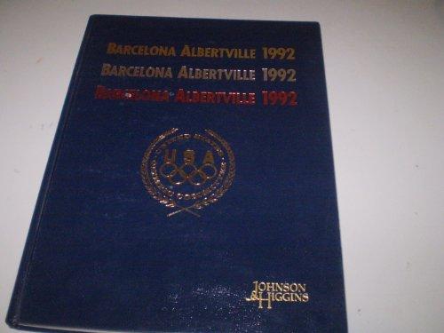 9780918883049: Barcelona Albertville 1992