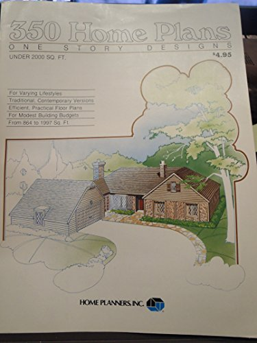 350 home plans: One story designs under 2000 sq. ft: Kinch