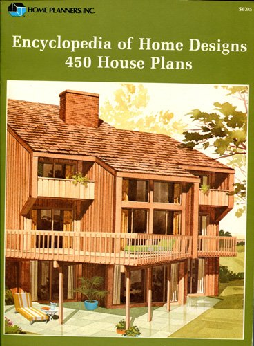 9780918894380: Encyclopedia of home designs: 450 house plans