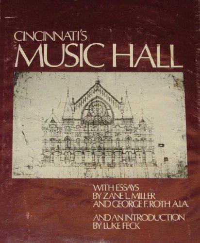 9780918908049: Cincinnati's Music Hall