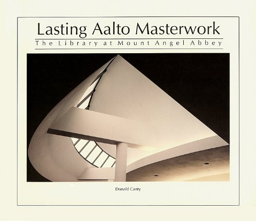 Lasting Aalto Masterwork: The Library at Mount Angel Abbey: Canty, Donald