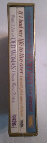 9780918949271: Anthology Box Set-3 Vols.: When I Am an Old Woman I Shall Wear Purple, If I Had My Life To...