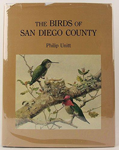 9780918969019: Birds of San Diego County