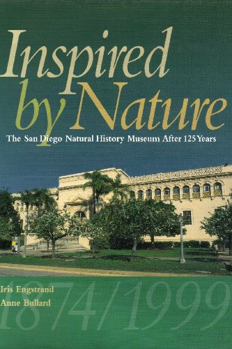 Inspried By Nature : The San Diego: Iris Engstrand and