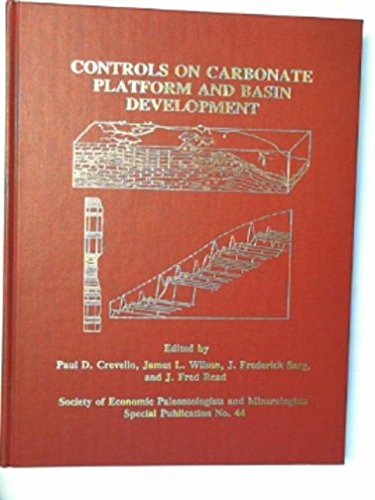 9780918985798: Controls on Carbonate Platform and Basin Development: Based on a Symposium (SPECIAL PUBLICATION (SOCIETY OF ECONOMIC PALEONTOLOGISTS AND MINERALOGISTS))