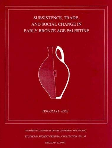 9780918986665: Subsistence Trade and Social Change