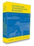 9780919013414: Veterinary Epidemiologic Research
