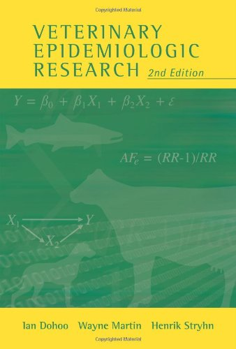 9780919013605: Veterinary Epidemiologic Research