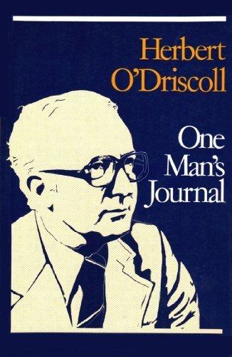 One Man's Journal: O'Driscoll, Herbert