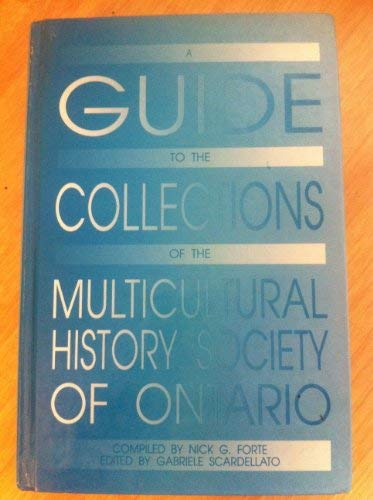 Guide to Collections of Multicul History: n/a