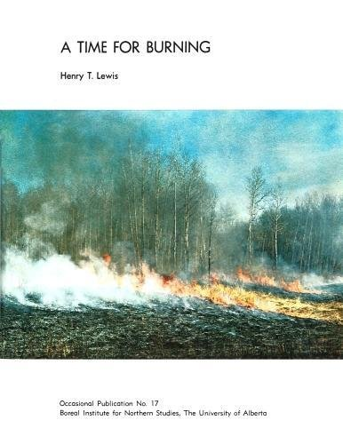 9780919058248: A Time for Burning (Occasional Publications Series)