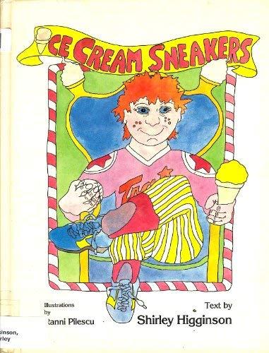 Ice Cream Sneakers: Shirley Higginson