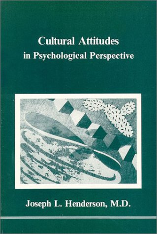 9780919123182: Cultural Attitudes in Psych (Studies in Jungian Psychology by Jungian Analysts)