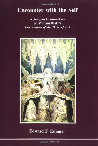 9780919123212: Encounter With the Self: A Jungian Commentary on William Blake's Illustrations of the Book of Job