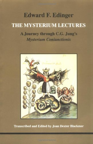 The Mysterium Lectures (Studies in Jungian Psychology by Jungian Analysts) (091912366X) by Edward F. Edinger