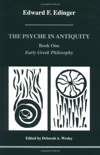 9780919123861: Early Greek Philosophy: From Thales to Plotinus (Psyche in Antiquity) (Studies in Jungian Psychology by Jungian Analysts, 1)