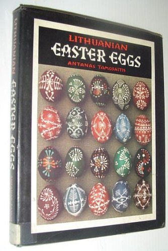 9780919187023: Lithuanian Easter eggs