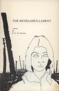9780919197671: The renegade's lament;